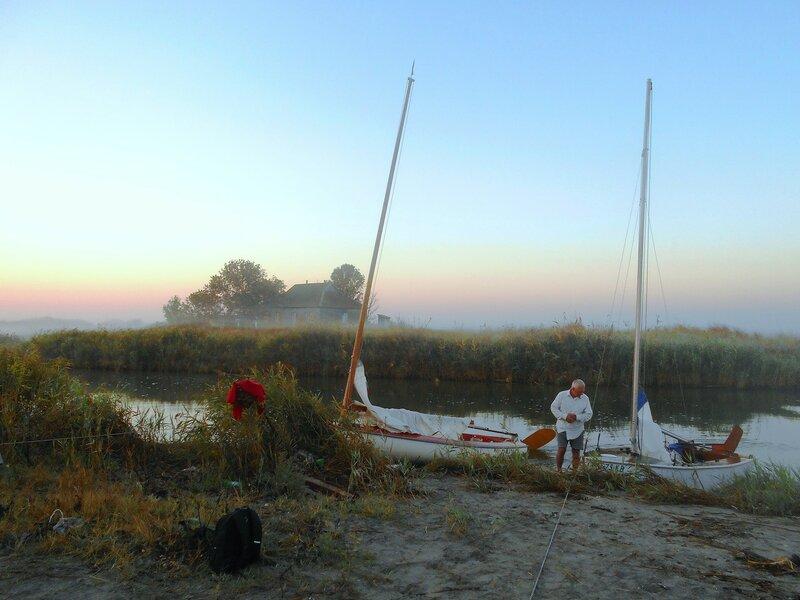 Утром, у яхт ... DSCN9227.JPG