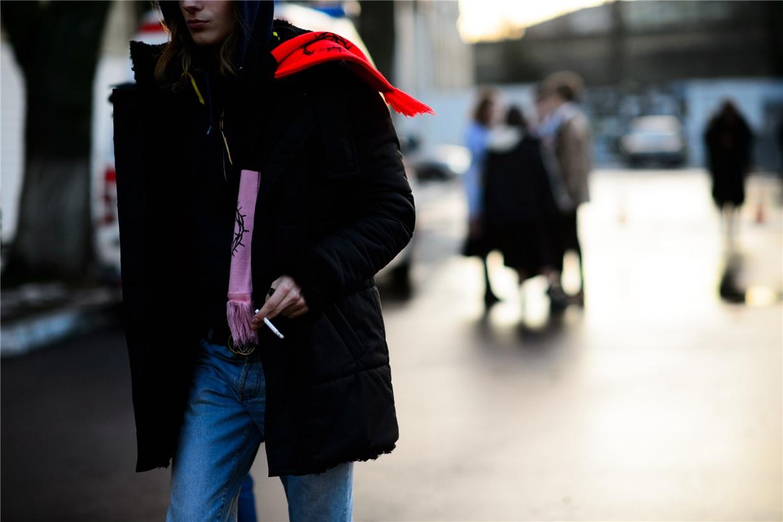 Уличная мода Киева - Никита Середа / Nikita Sereda - Ukrainian Fashion Week Fall 2016 Street Style by Adam Katz Sinding