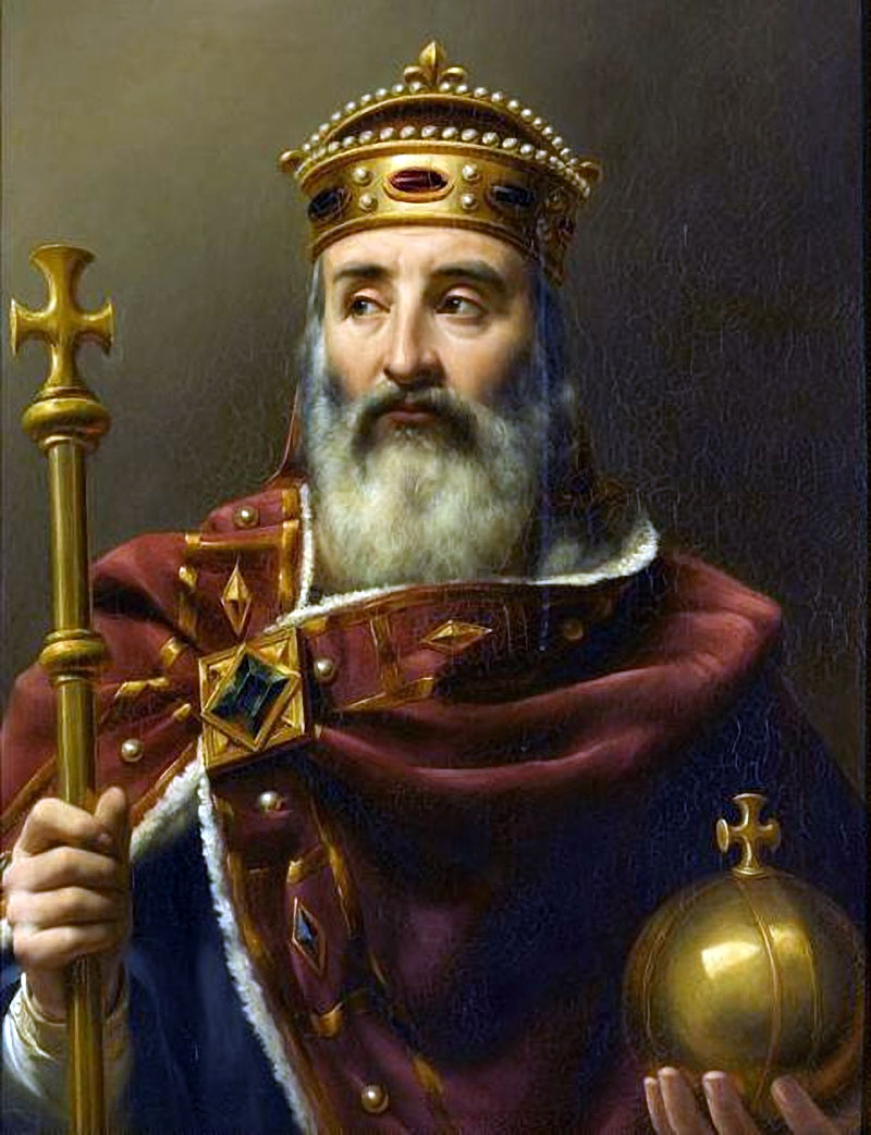 a biography of the charlemagne one of the greatest medieval kings The historical image of charlemagne, of charles the great (747-814) is as positive as it gets for a medieval king charlemagne was one of the most striking personalities throughout the middle ages he was a tough warrior, but especially a man of the church, a state-builder and cultural reformer.