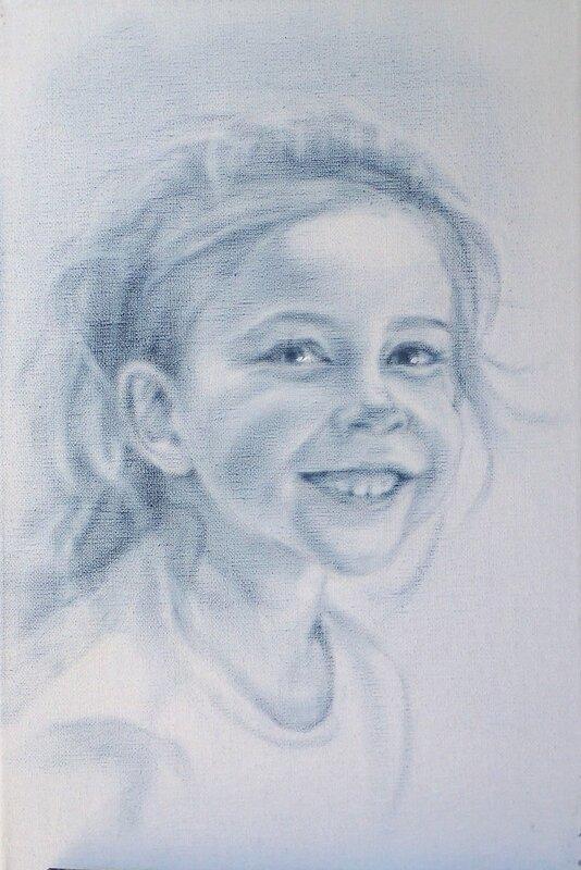 Улыбка. Чудесные портреты художницы luboff00
