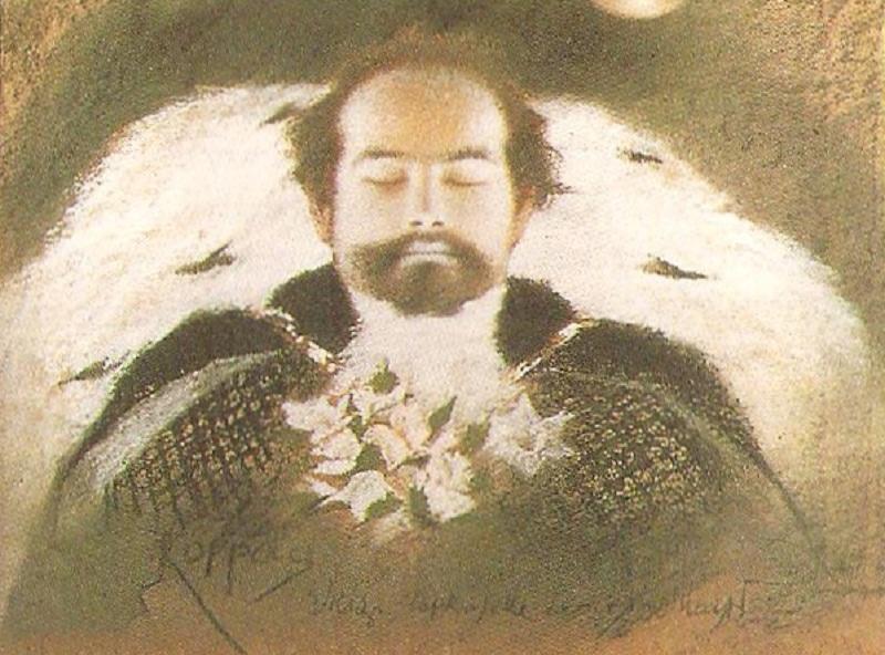 Ludwig II von Bayern auf dem Totenbett.jpg