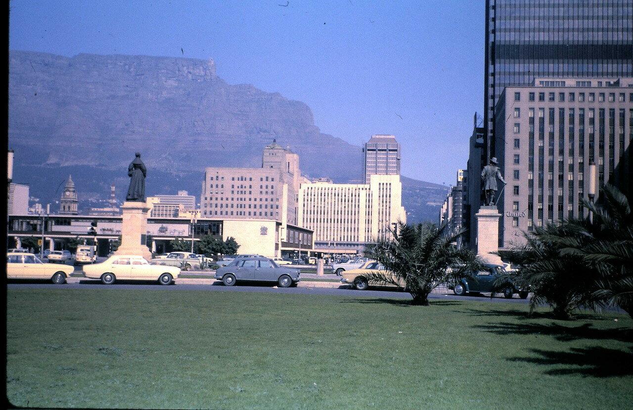 18 августа. Кейптаун и Столовая гора (ЮАР)