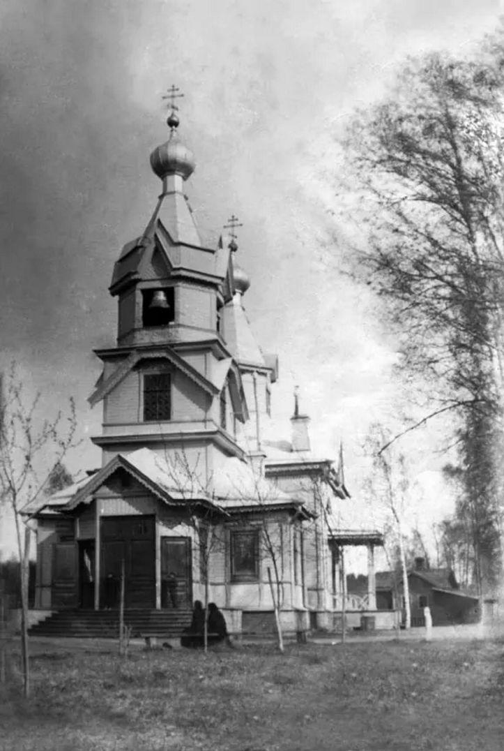 Тосно. Храм во имя Казанской иконы Божией Матери
