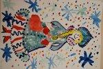Гончарова Алиса (рук. Смирнова Ирина Андреевна) - Снегурочка