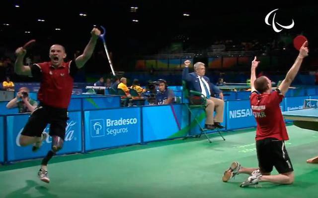Украинские теннисисты выиграли еще одно золото Паралимпиады
