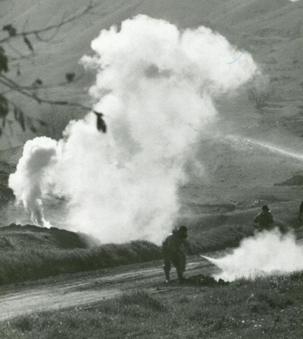 Газовая атака в Халабдже