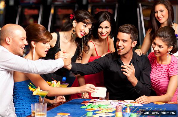 Типы игроков в казино. Болельщики и профи - лёд и пламень