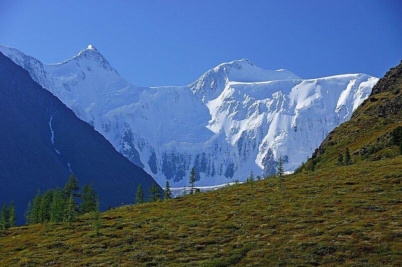Горы Алтая, Белуха