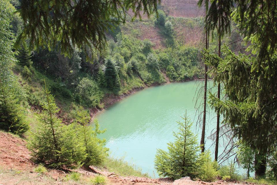 Из Казани на автомобиле к озеру «Морской Глаз»