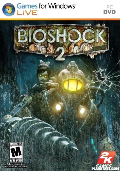 скачать Bioshock 2 механики торрент - фото 7
