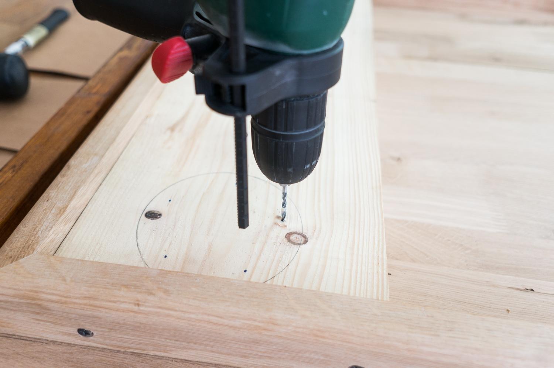 Кухонный стол своими руками из дерева: чертежи, описание технологии изготовления