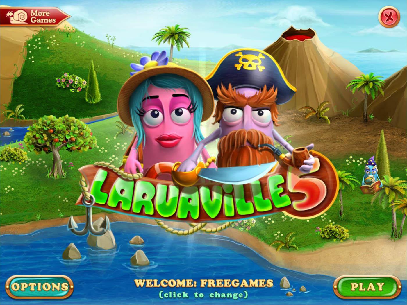 Ларуавиль 5   Laruaville 5 (EN)