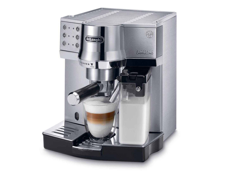 3. Автоматическая кофемашина - это сложный, высокотехнологичный бытовой прибор, который может пригот