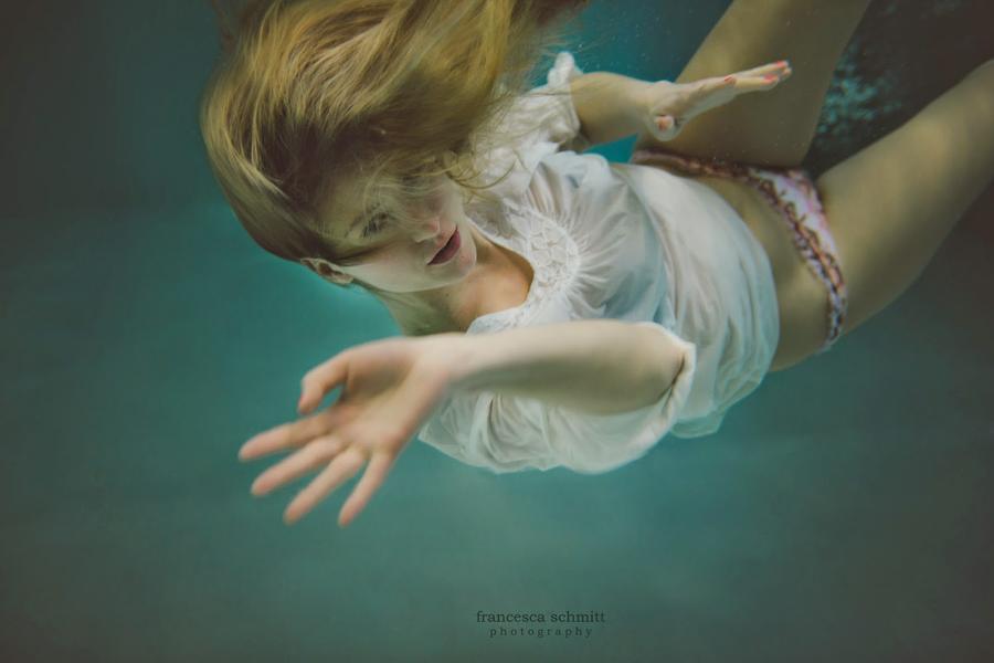 Портреты под водой