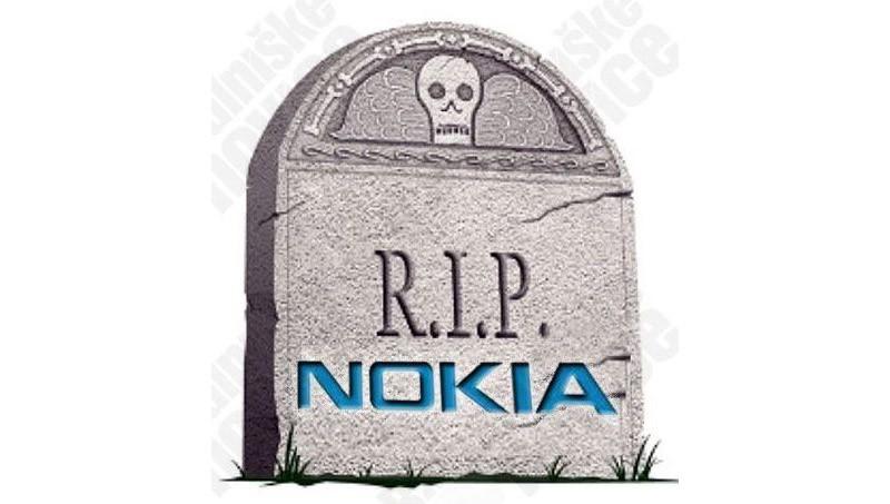 1. Nokia ушла с рынка Пик успешности Nokia приходится на 2007 год (тогда она занимала порядка 60% ры