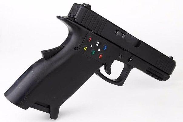 Предусмотрен вариант, когда активированное оружие будет выбито из рук: через треть секунды потребует