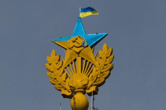 «Украинские» звезды намосковской высотке: бейсджамперам компенсировали более двух миллионов