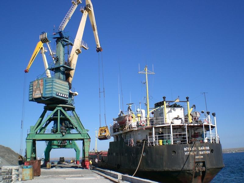 Украинский порт «Октябрьск» переименован в«Ольвию»