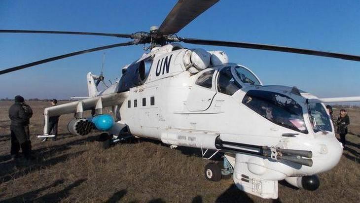 ГПУ: Чиновники Минобороны закупили неисправные вертолеты на12,7 млн грн