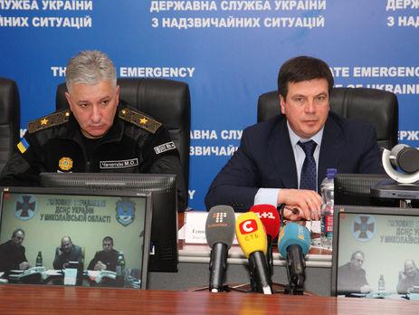 ВУкраинском государстве развернуто неменее 3,5 тыс. пунктов обогрева— ГСЧС