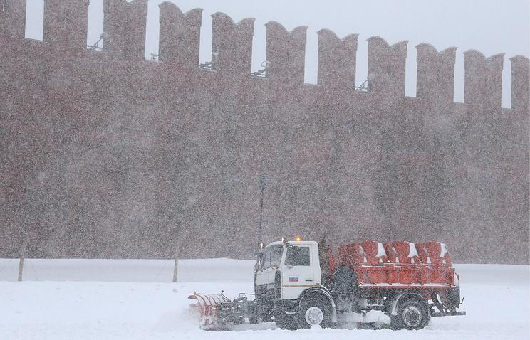 Экстренное предупреждение объявлено вНижегородской области из-за ветра