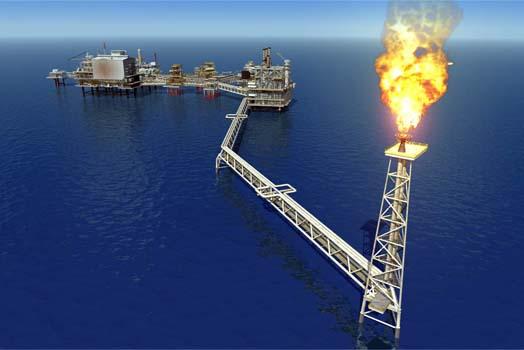 ВЧерном море отыскали месторождение природного газа