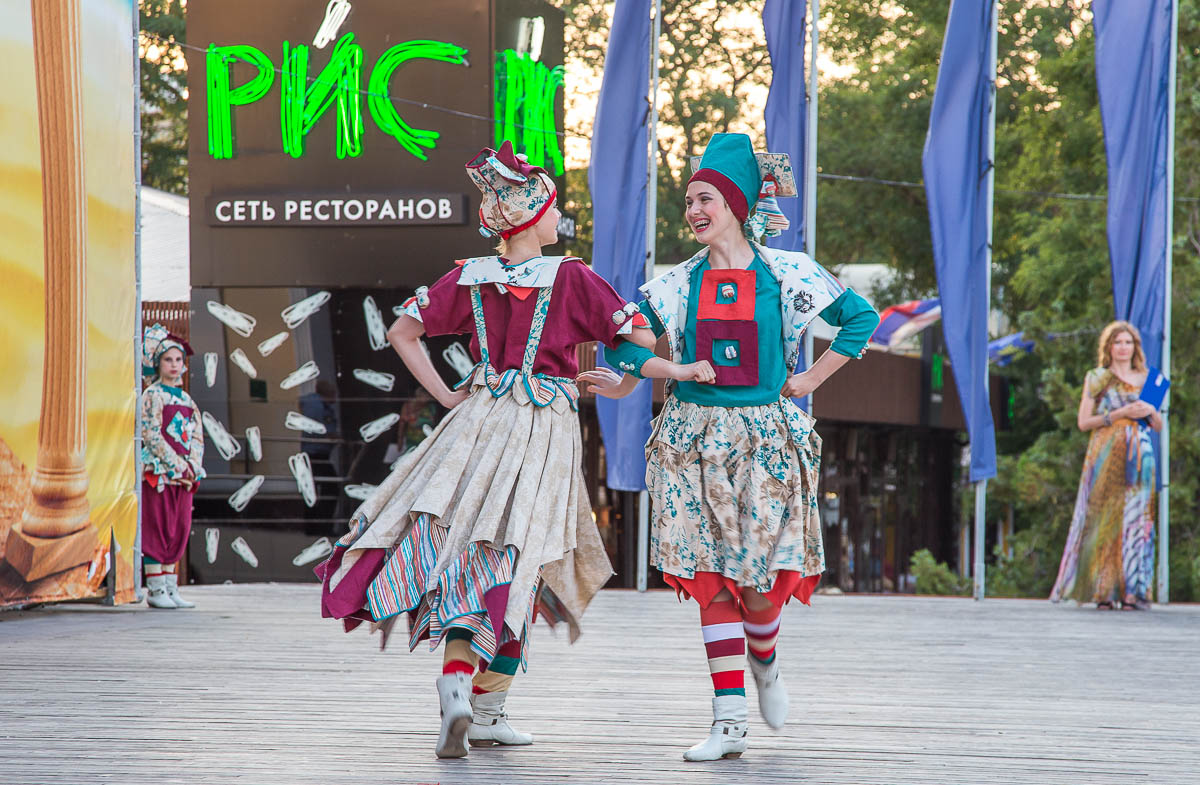 Анапа фестивали фото