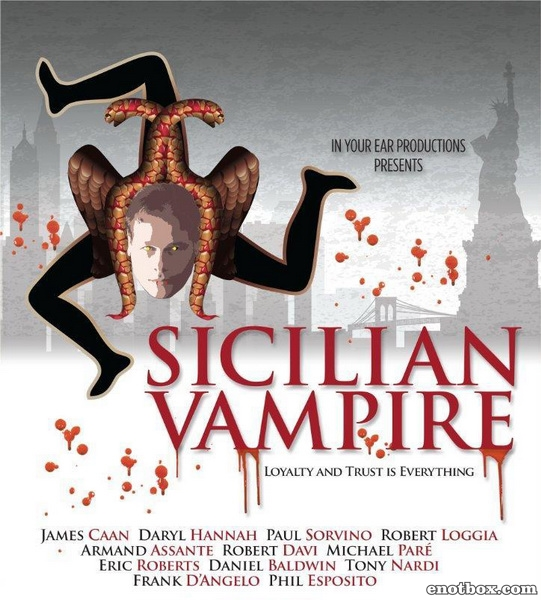 Сицилийский вампир / Sicilian Vampire (2015/WEBRip)