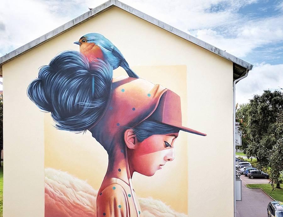 2016 Year in Street Art on Fubiz