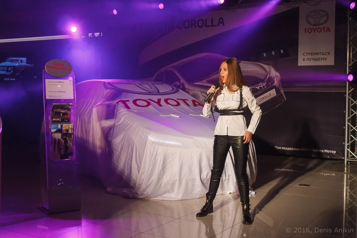 Презентация Toyota Corolla 1