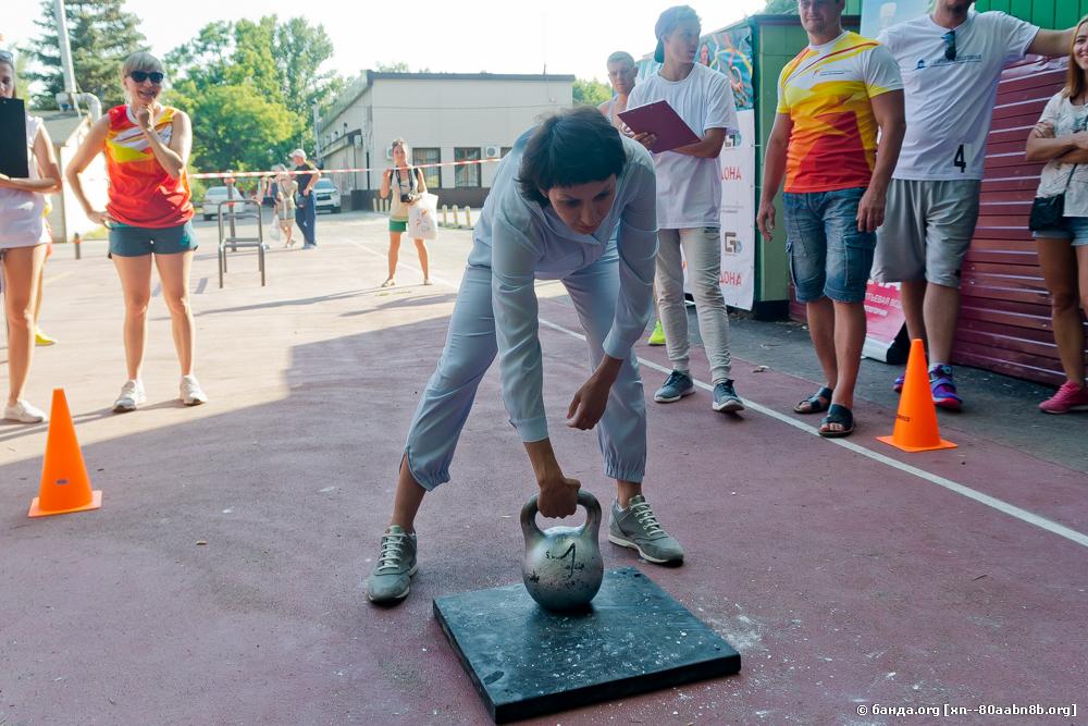 Елена Исинбаева / Игры сильных
