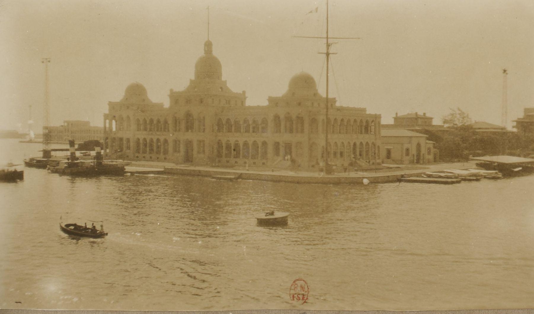 16. Порт Саид. В гавани