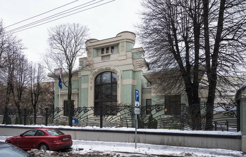 Особняк А.И. Дерожинской