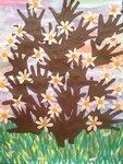 Рябова Валерия Игоревна - Весеннее дерево