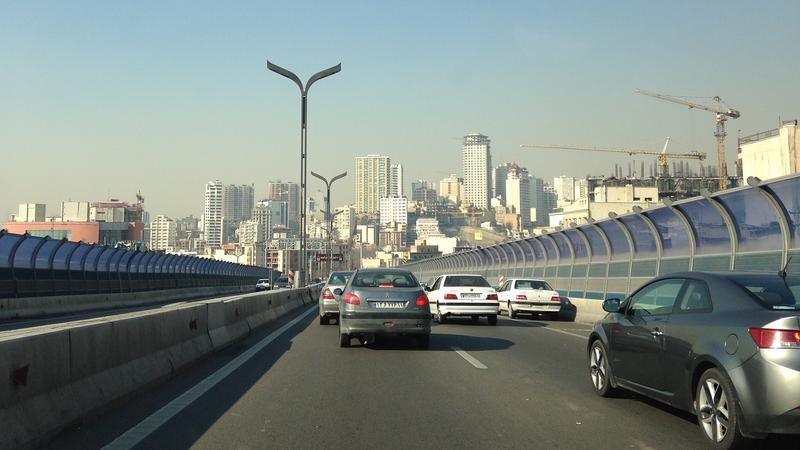 2016 Tehran highway.png