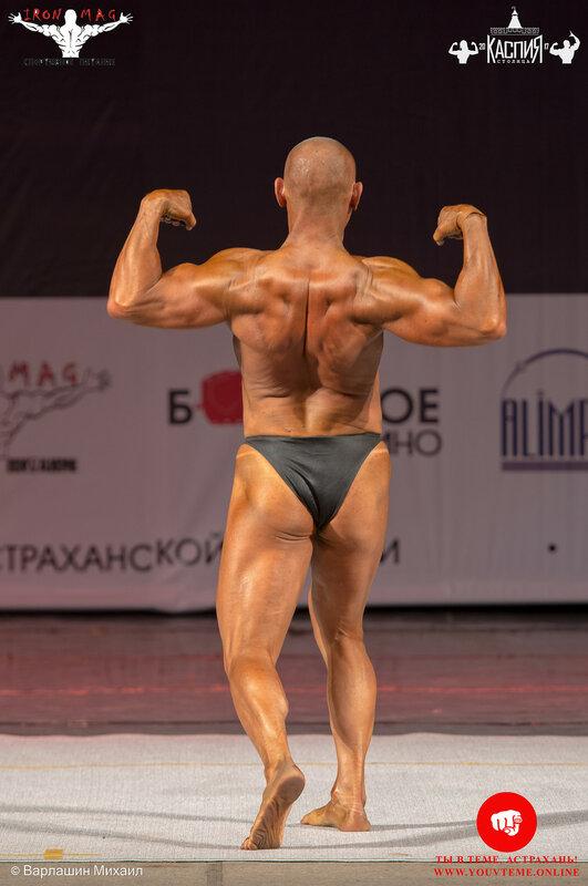 Кубок «Столица Каспия» по бодибилдингу 2017: бодибилдинг до 80 кг