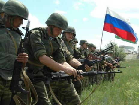 Российские военные заменили местных боевиков на блокпостах в Донецкой области, - ИС