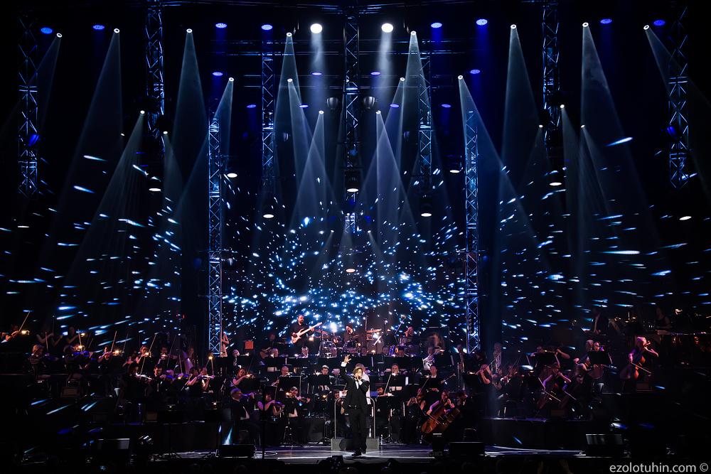 Би-2 с симфоническим оркестром. Впервые в Кремле
