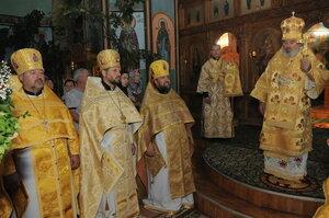 Престольный праздник собора Свв. Константина и Елены