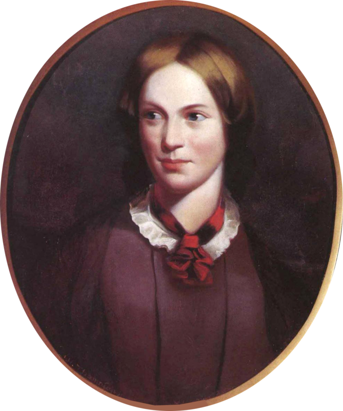 12.Charlotte Bronte John Hunter Thompson.png