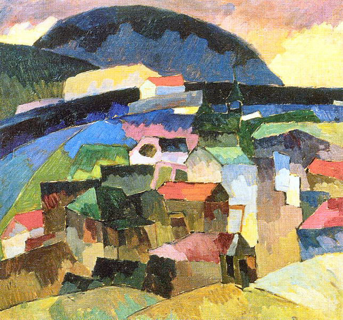 Гурзуф 1913 год