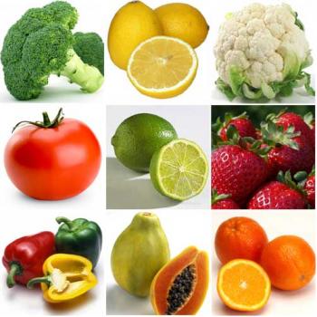 2 июня День здорового питания. Витамин С