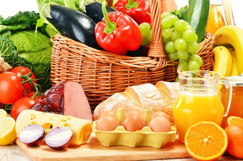 2 июня День здорового питания. Пусть будет у нас изобилие!