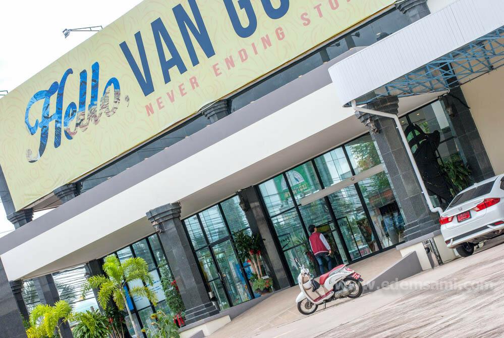 Hello Van Gogh Pattaya Хэлло Ван Гог Паттайя