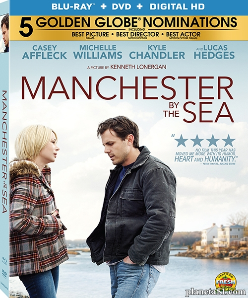 Манчестер у моря / Manchester by the Sea (2016/HDRip) - Звук с TS