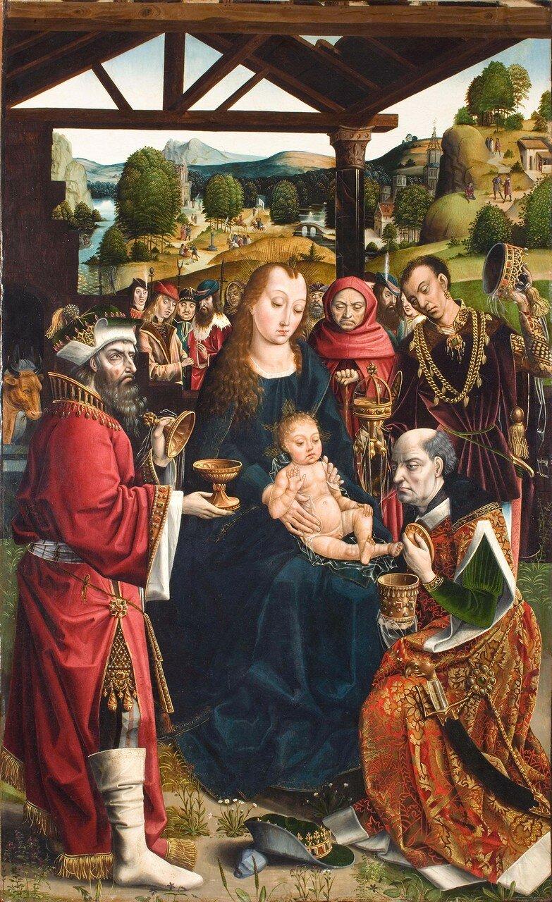 Поклонение волхвов (1475-1500) (Денвер, Музей искусств).jpg