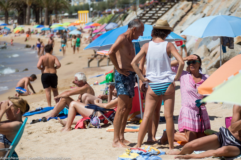 Самара пляж сиськи