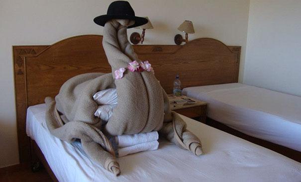 «Я просил, чтобы в моем номере был верблюд…»