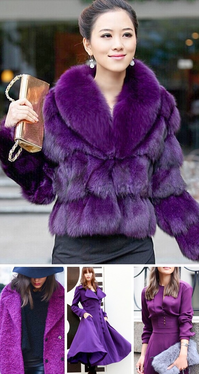 Неожиданный фаворит сезона «смелый фиолетовый» ( Bodacious ) может стать незаменимым модным акцентом