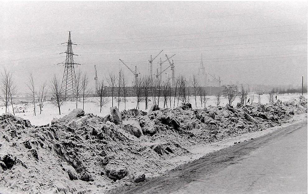 30. Москва, Юго-Запад, 1976 г.